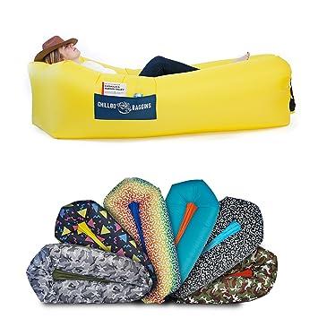 Tumbona Inflable portátil para niños Shwaggins 2.0 Ideal para sofá ...
