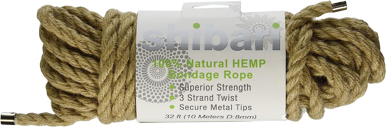 braided hemp rope.made in european union .professional quality.low price.save money.shibarikinbaku 6MM DIAMETER