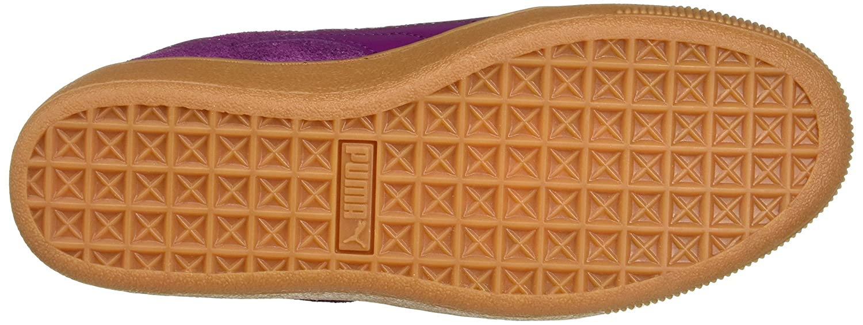 Puma Damen Damen Puma Vikky Platform Sneaker Violett (Dark Purple-dark Purple) f2bdea