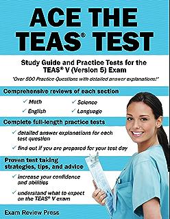 Secrets of the TEAS V Exam Study Guide: TEAS Test Review for