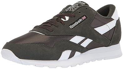 dd171a93a78 Reebok Men s Classic Nylon Walking Shoe