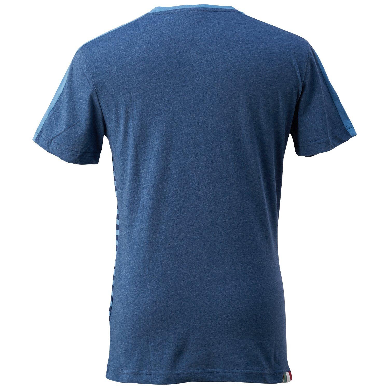 f51e88e271d3a Amazon   (プーマ)PUMA サッカー イタリア アズーリ ヘンリーTシャツ 750427 [メンズ]   サッカー・フットサル シャツ 通販
