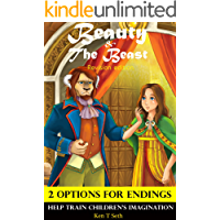 Books For Kids: Beauty and the Beast (Revision Edition) with SPECIAL 2 OPTIONS ENDINGS, Children's books, Bedtime… book cover