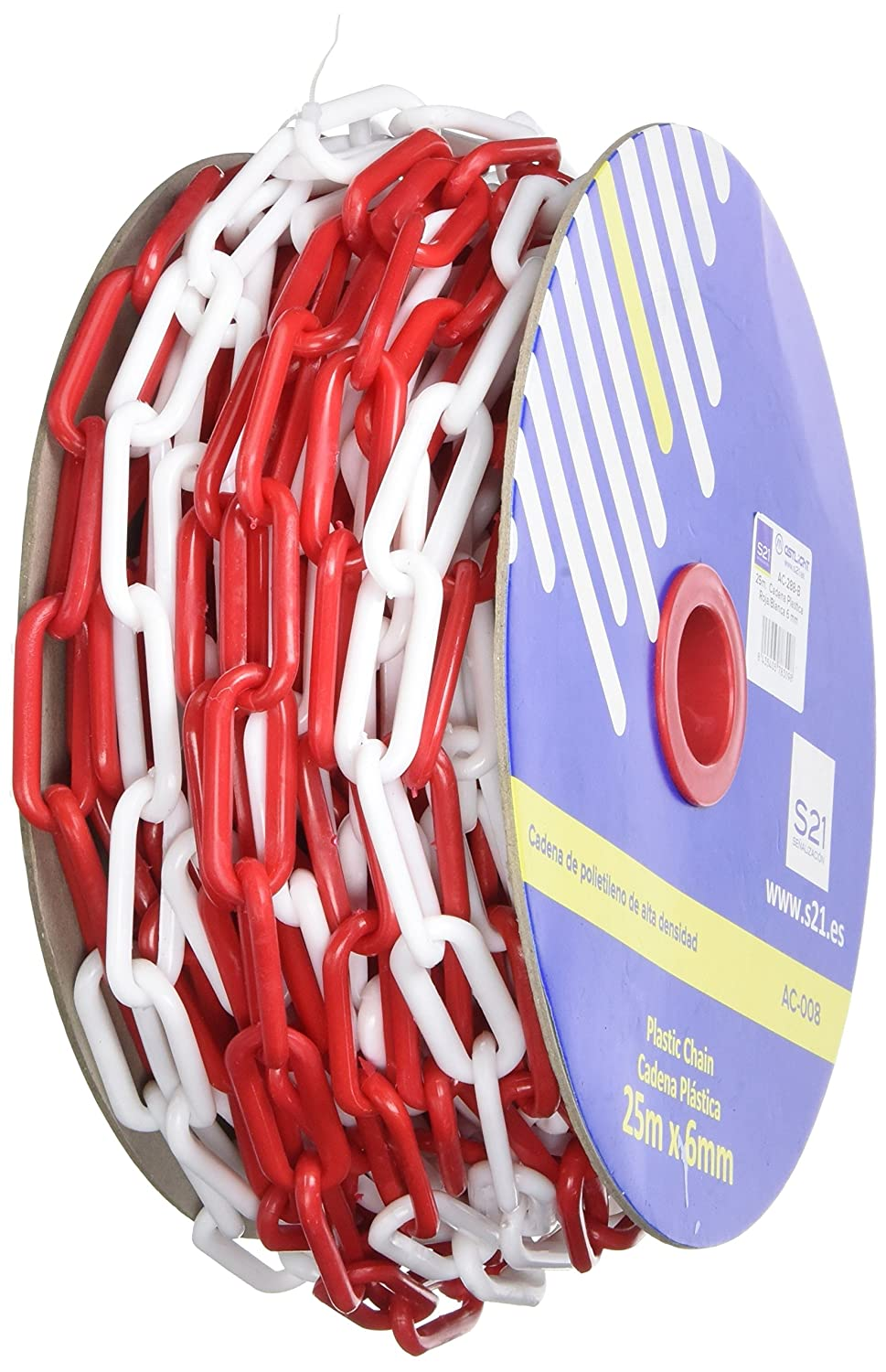 S21/ Signage ac-288-b/  / Chain Link Multicolor