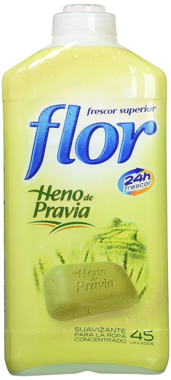 Flor Heno de Pravia Suavizante para la Ropa Concentrado - 1035 ml ...