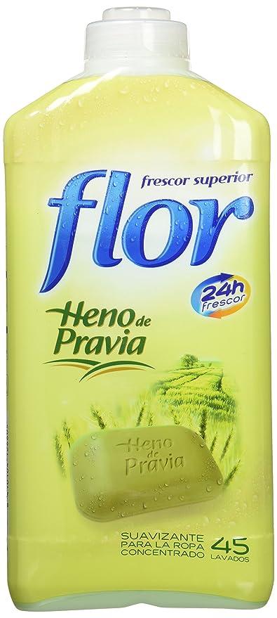 Flor Heno de Pravia Suavizante para la Ropa Concentrado ...