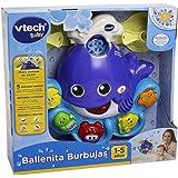 VTech - Ballenita Burbujas, color azul (80-146022)
