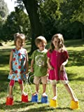 American Educational Products DT-6723 Bucket Stilts