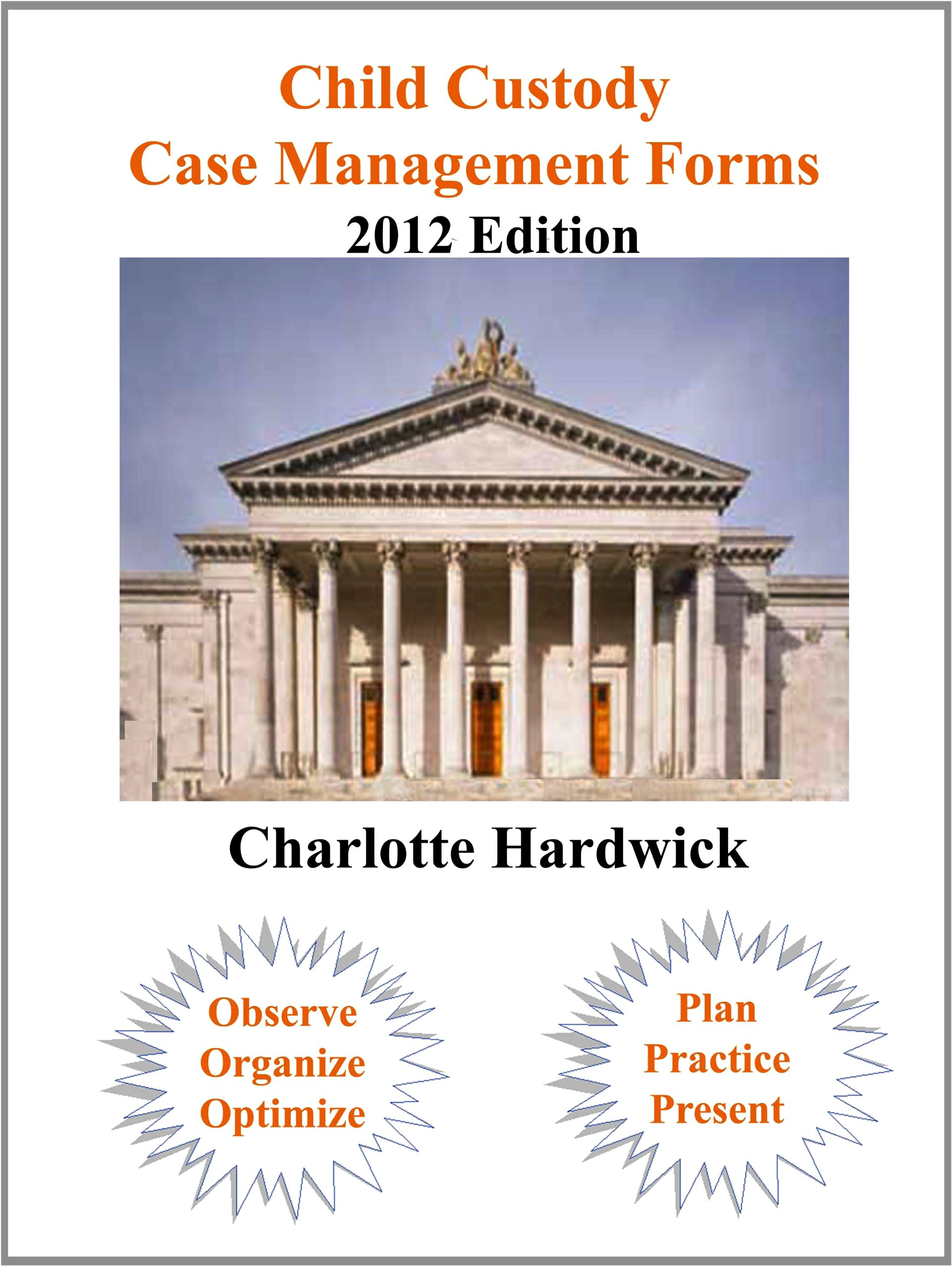 Child Custody Case Management Forms ebook