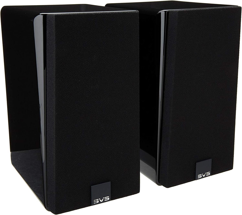SVS Prime Satellite Speaker (Pair) - Piano Gloss Black