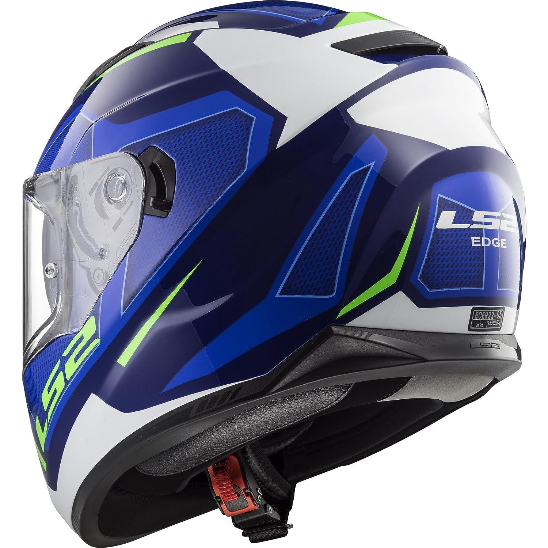 LS2 FF320 STREAM EVO DUAL VISOR MOTORCYCLE HELMET