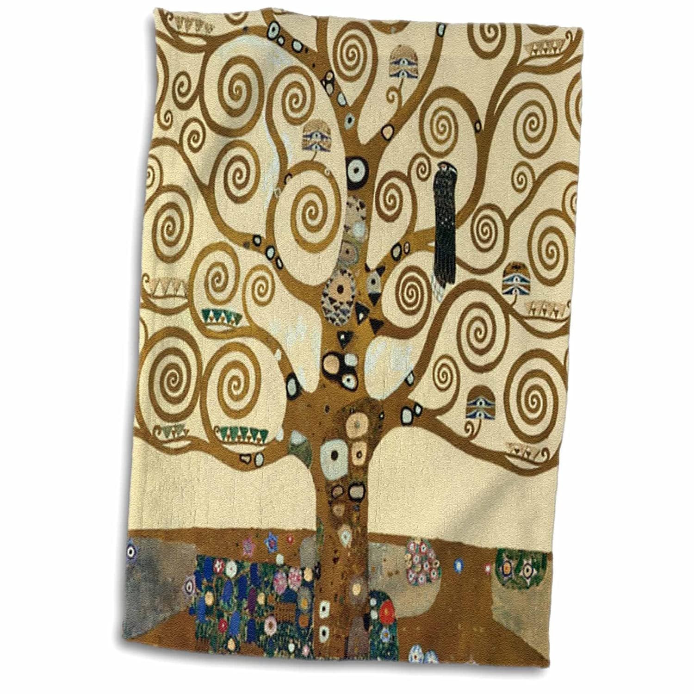 Rikki Knight RK-6intilec-8543 6 X 6 Egypt Flag on Distressed Wood Design Ceramic Art Tile