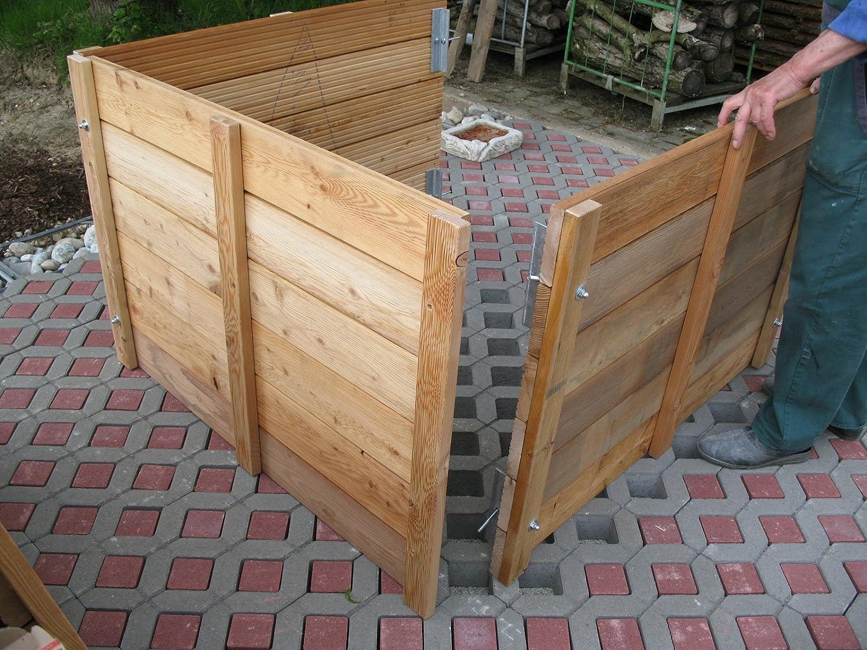 Hochbeet Standard Bausatz 1 2x1 2 M Hohe 84 Cm Larchenholz Amazon