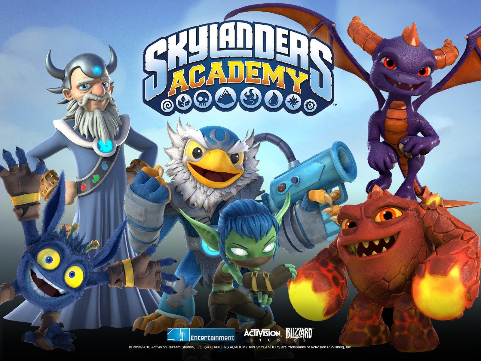 skylanders academy deutsch download