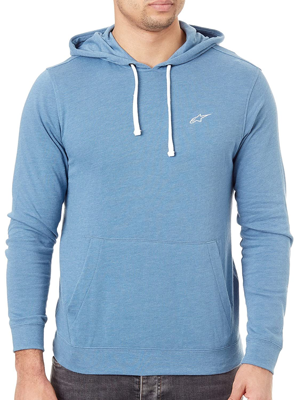 Alpinestars Fleece-Hoody Valid Blau Gr. XL