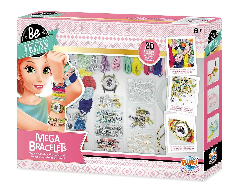 BUKI BE003 - Be Teens - Mega Bracelets Buki France