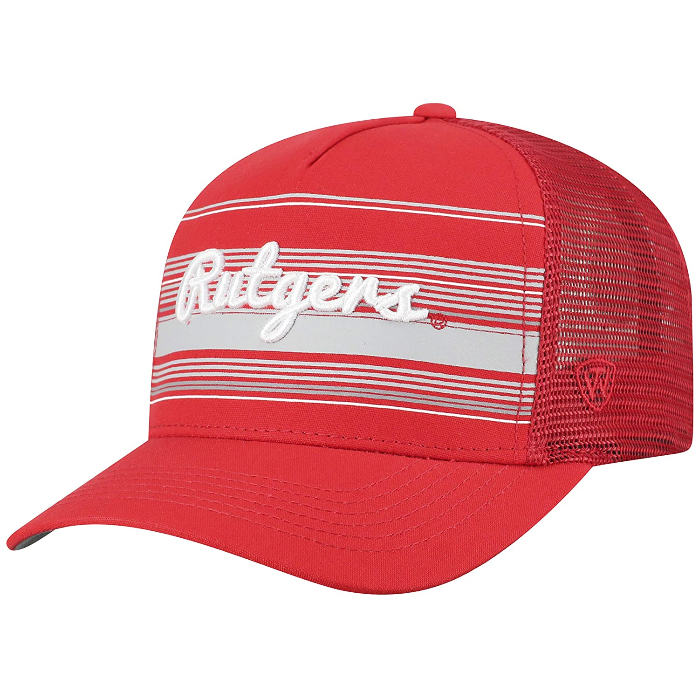 Adjustable NCAA Adjustable 2Iron Trucker Mesh Hat Cap Top of The World