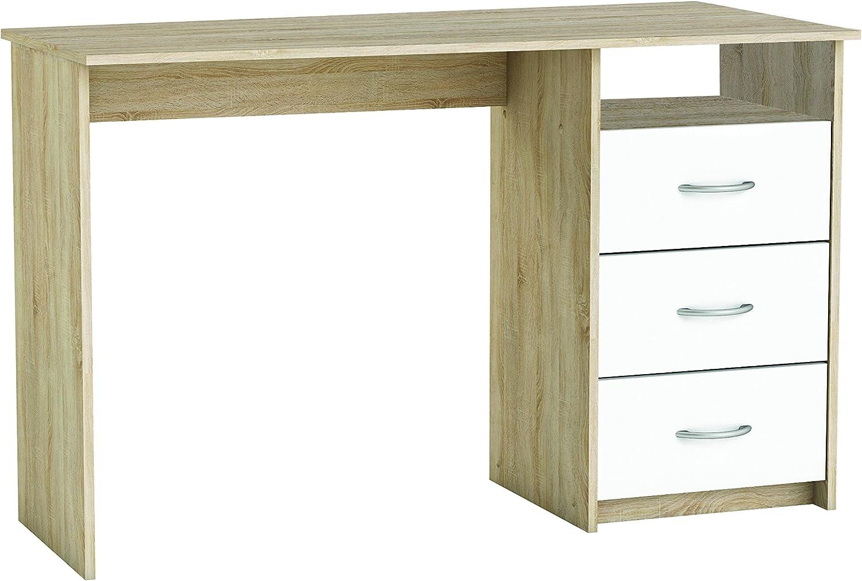 legno Dim: 123x50,1x76,5 h cm Mat: Truciolare. Legal A3 13Casa Scrivania Col: Faggio