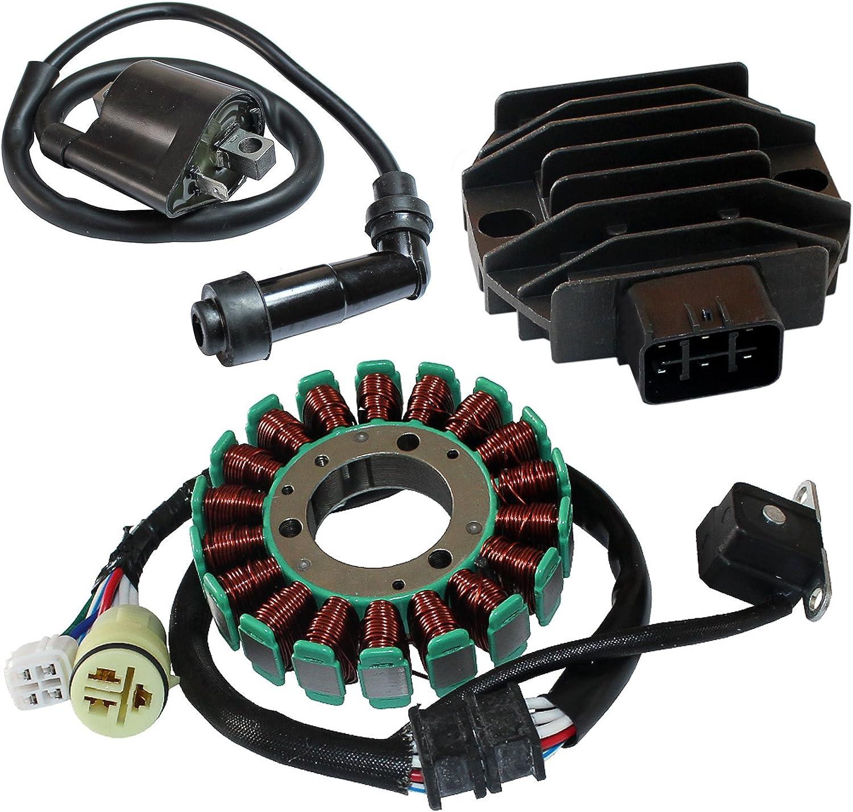 Stator Crankcase Cover Gasket for Yamaha YFM 660 R Raptor 2001-2005 YFM660 YFM660R 660R OEM Repl.# 5LP-15451-00-00