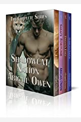 Shadowcat Nation: The Complete Boxed Set Kindle Edition