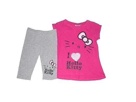 New Girls Hello Kitty Dress Hello Kitty Nightie Dress Age 3-10 Years