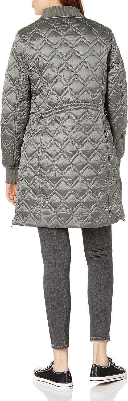 Steve Madden Womens Anorak Fashion Jacket