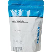 MY PROTEIN L Ornithine HCL Amino Acid Supplement, 250 g