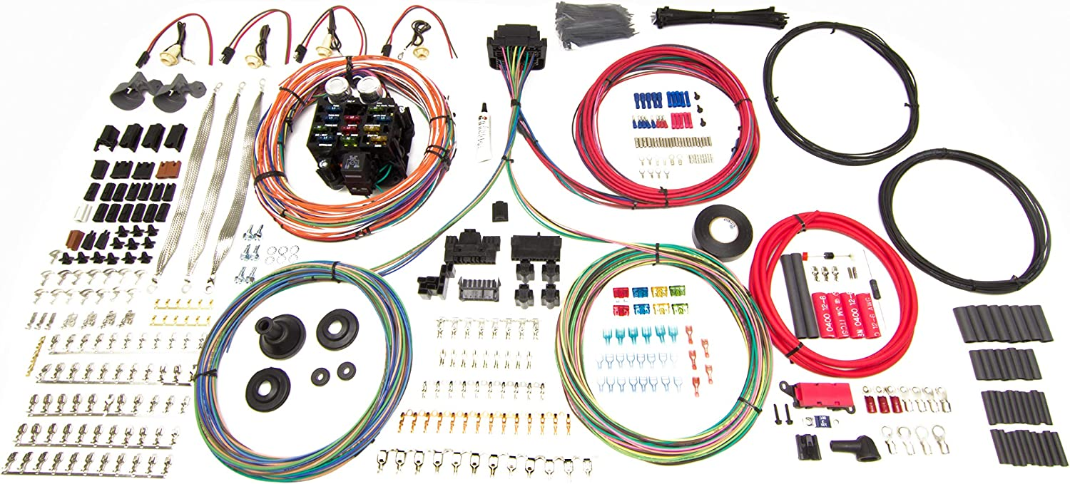 painless wiring harness and chassis amazon com painless performance 10405 pro series gm truck chassis  painless performance 10405 pro series