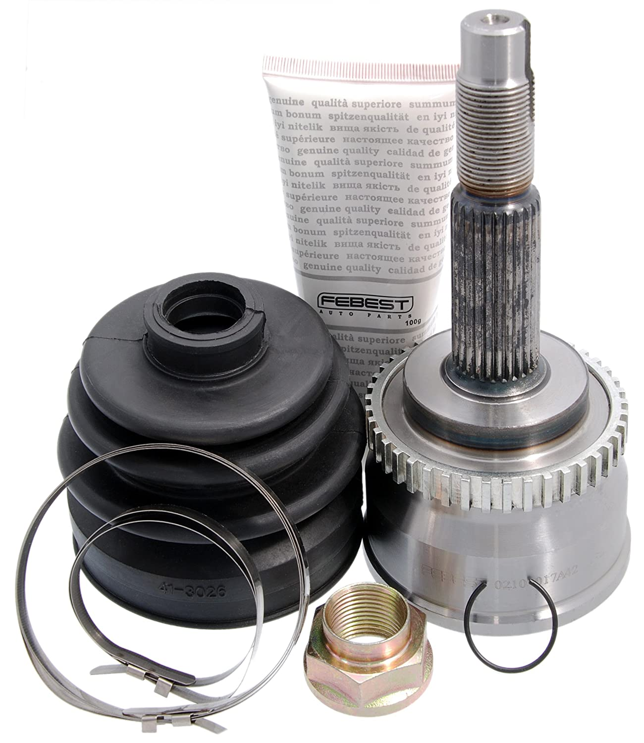 FEBEST 0210-017A42 Outer CV Joint