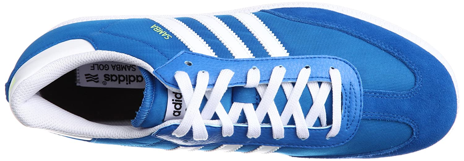 2013 Adidas Samba Funky Golf Shoes-Galaxy White-10UK  Amazon.co.uk  Shoes    Bags a846ac07c13