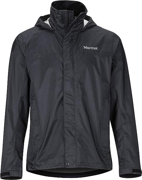Image ofMarmot Precip Eco Jacket - Chubasqueros, Chaqueta Impermeable, A Prueba De Viento, Impermeable, Transpirable Hombre