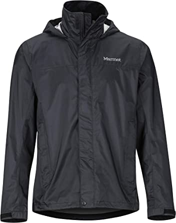 Marmot Mens Precip Eco Hard-Shell Rain Jacket