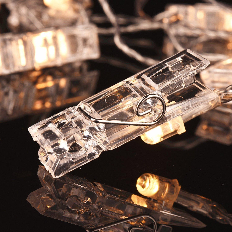 81Xz-wxeX8L._SL1500_ Verwunderlich Led Lichterkette 20 Meter Dekorationen