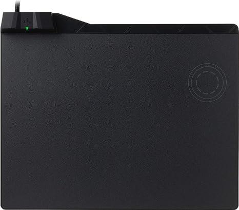Alfombrilla de Carga inal/ámbrica Qi Color Negro Corsair MM1000 Reacondicionado