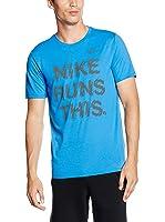 Nike Men's Nike Runs This DRI-FIT Reflective T-Shirt 778345 406