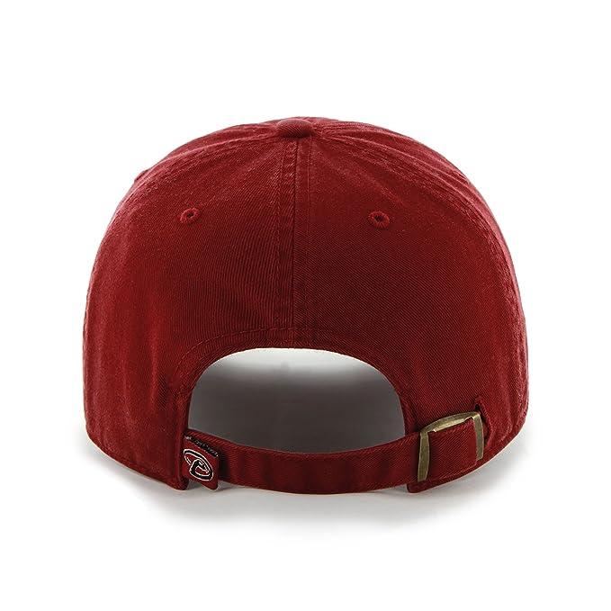 finest selection c1747 64e3c Amazon.com   Arizona Diamondbacks MVP Adjustable Cap (Razor Red) (For  Adults)   Baseball Caps   Clothing