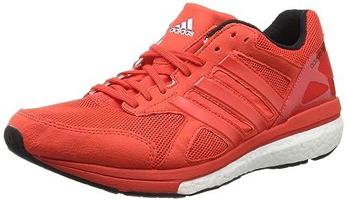online store f413b 10170 adidas Adizero Tempo 8 - Scarpe Running Uomo, Rosso (Bright RedBright Red