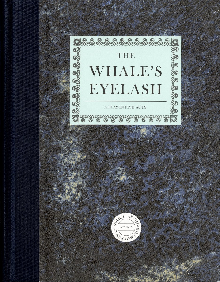 Timothy Prus: The Whale's Eyelash: A Play in Five Acts pdf