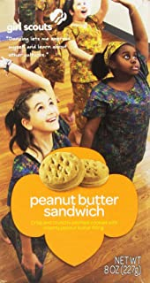 product image for Girl Scouts Peanut Butter Sandwich Cookies