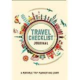 Travel Checklist Journal (Travel Planner Journal)