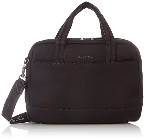Marc OPolo - Business Bag, Hombre Bolso, Negro (Black), 12x45x45 ...