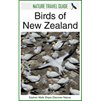 Nature Travel Guide: Birds of New Zealand (English Edition)