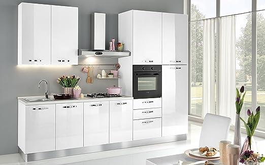 Dafnedesign. com - Cocina Económica Part con electrodomésticos ...