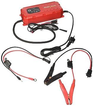 KRAFTWERK 31314 - Cargador inteligente de batería 12/24V 25A ...