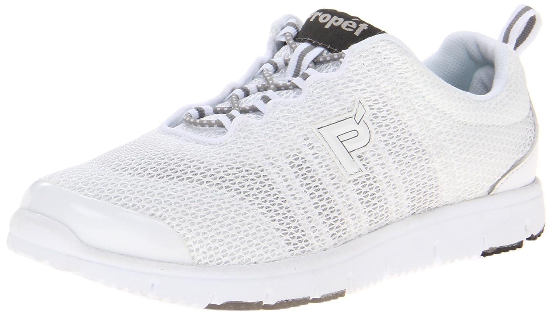 Propet Women's Travelwalker II Shoe B005M97796 8.5 N US|White Mesh
