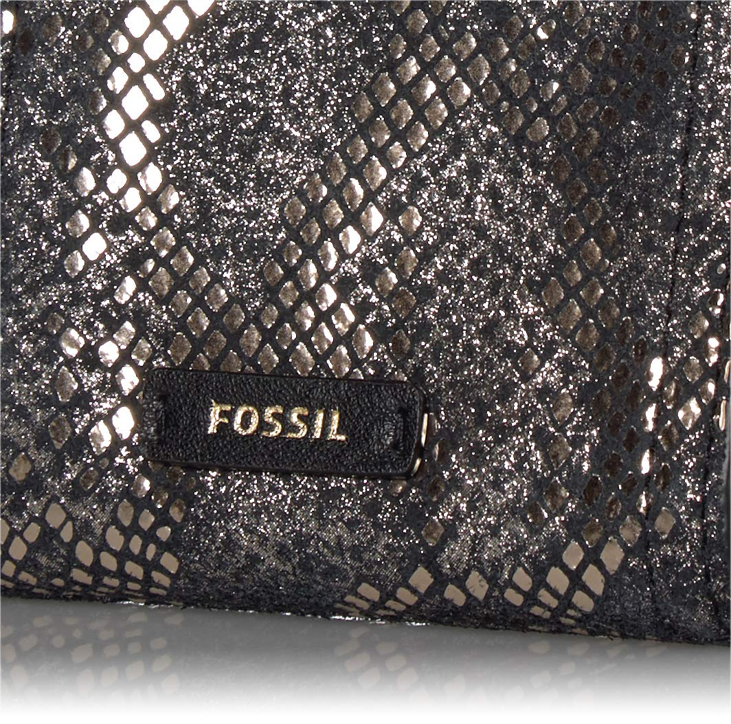 Fossil Logan Leather RFID Bifold Wallet