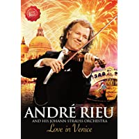 André Rieu: Love In Venice [2014]
