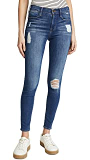 dffa397ecfd3 FRAME Women s Le Color Skinny Jeans at Amazon Women s Jeans store