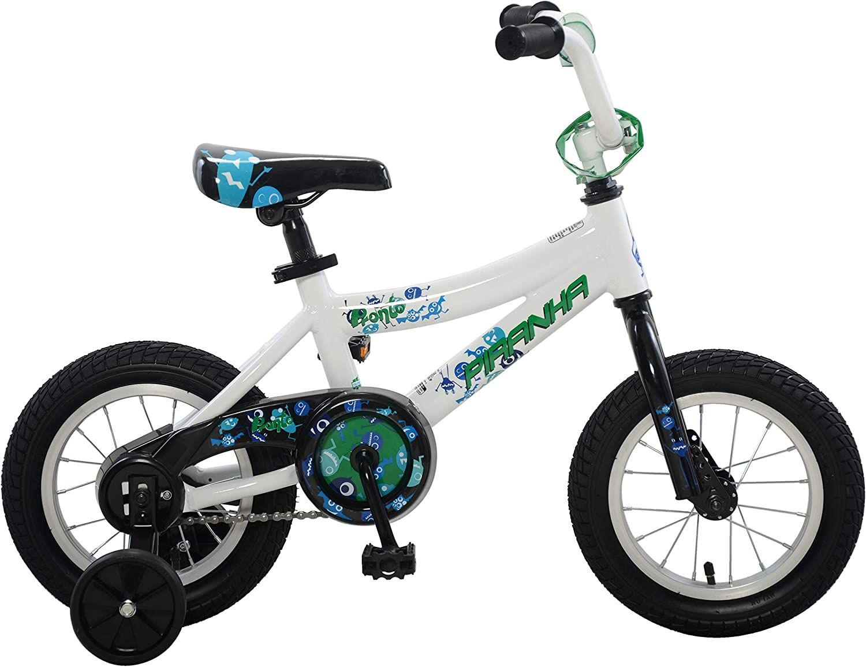 Piranha PI1206-2-JV Pronto 12 Kid s Bicycle, Blue