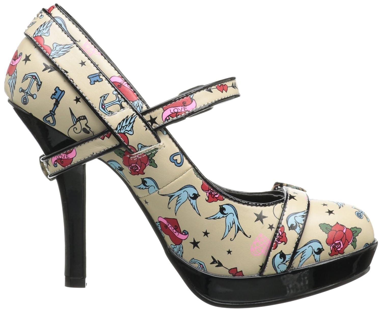 Pinup Couture zapatos de tac/ón mujer